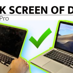 MacBook Pro Black Screen of Death – Fixed