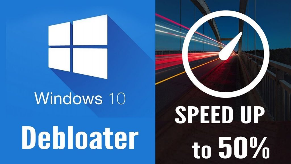 How to Uninstall Pre-Installed Apps Windows 10 Debloater (Speed UP to 50 %)