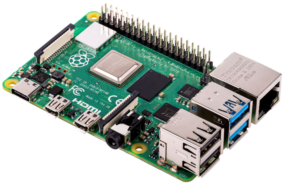 New Raspberry Pi 4 Lunched