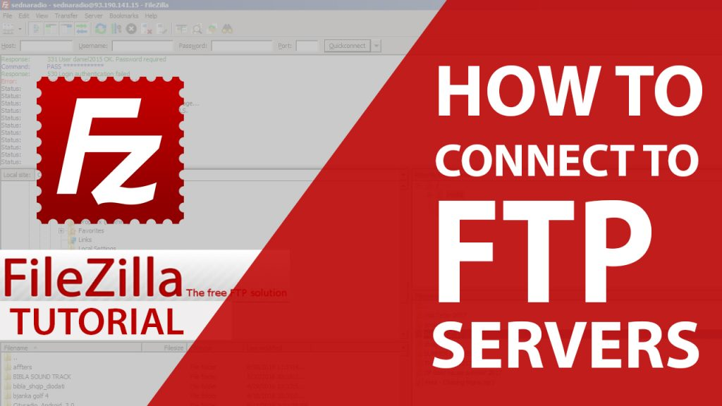How to Connect to FTP Server Using FileZilla