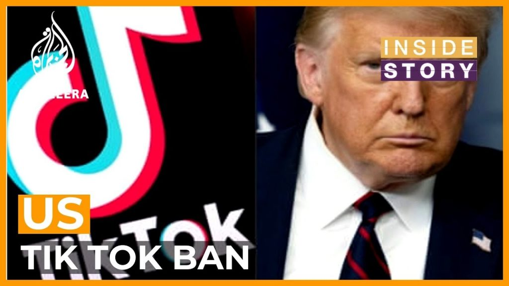 Trump bans TikTok from app stores, over security concerns