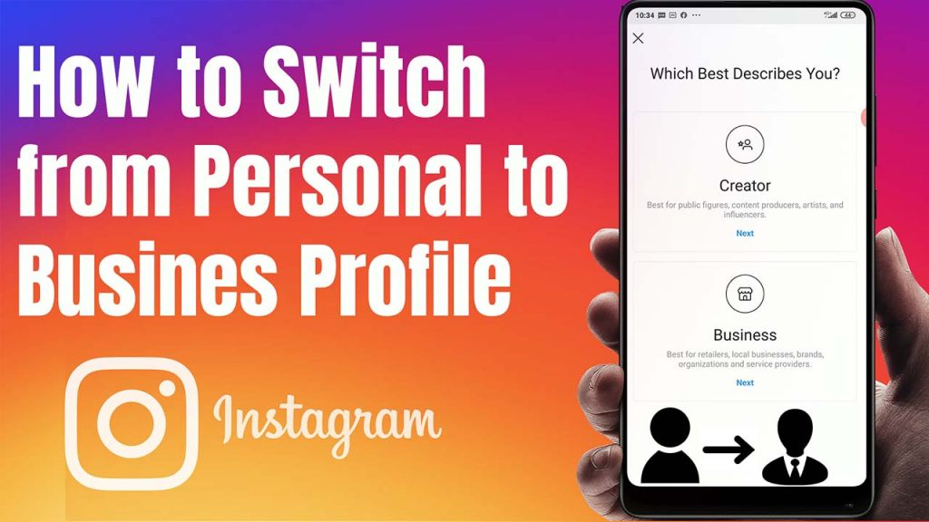 Set Up a Business Account on Instagram