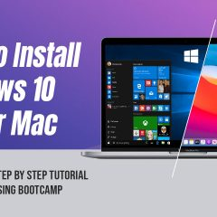 How to install Windows 10 on your Mac – Tutorial 2021