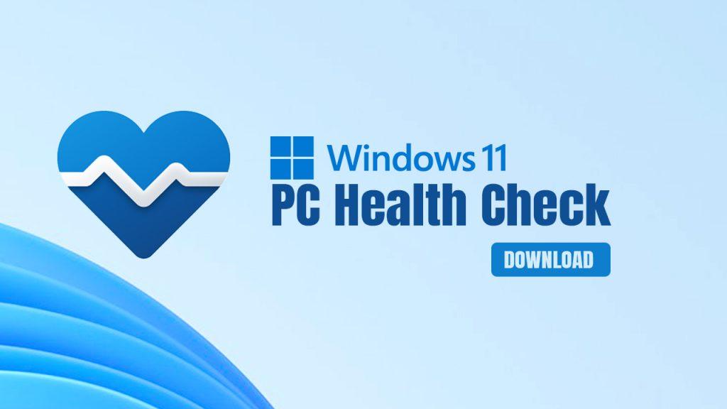 Download PC Health Check Windows 11 (2021)